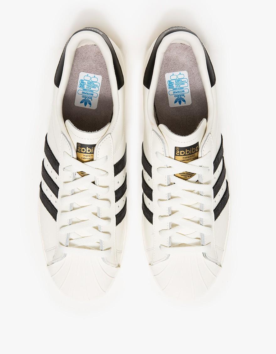 Superstar 80s #vintage #deluxe #black #gold #sneakers