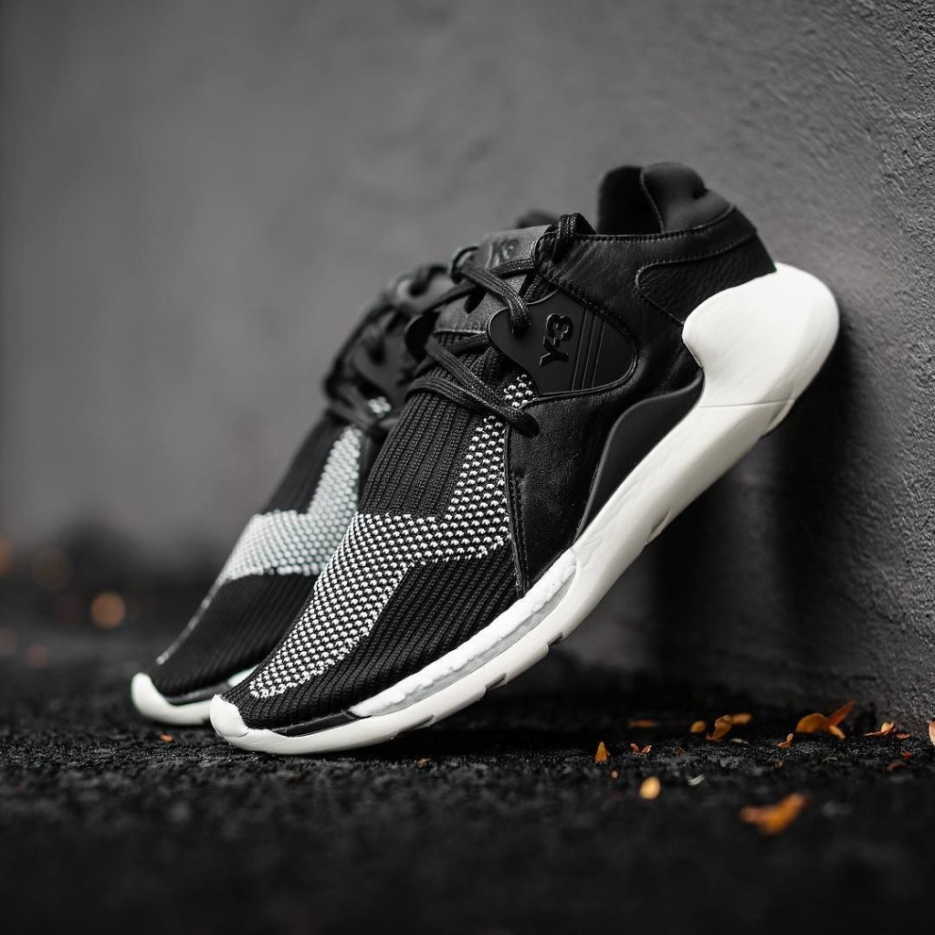 Y-3 Boost QR #knitted