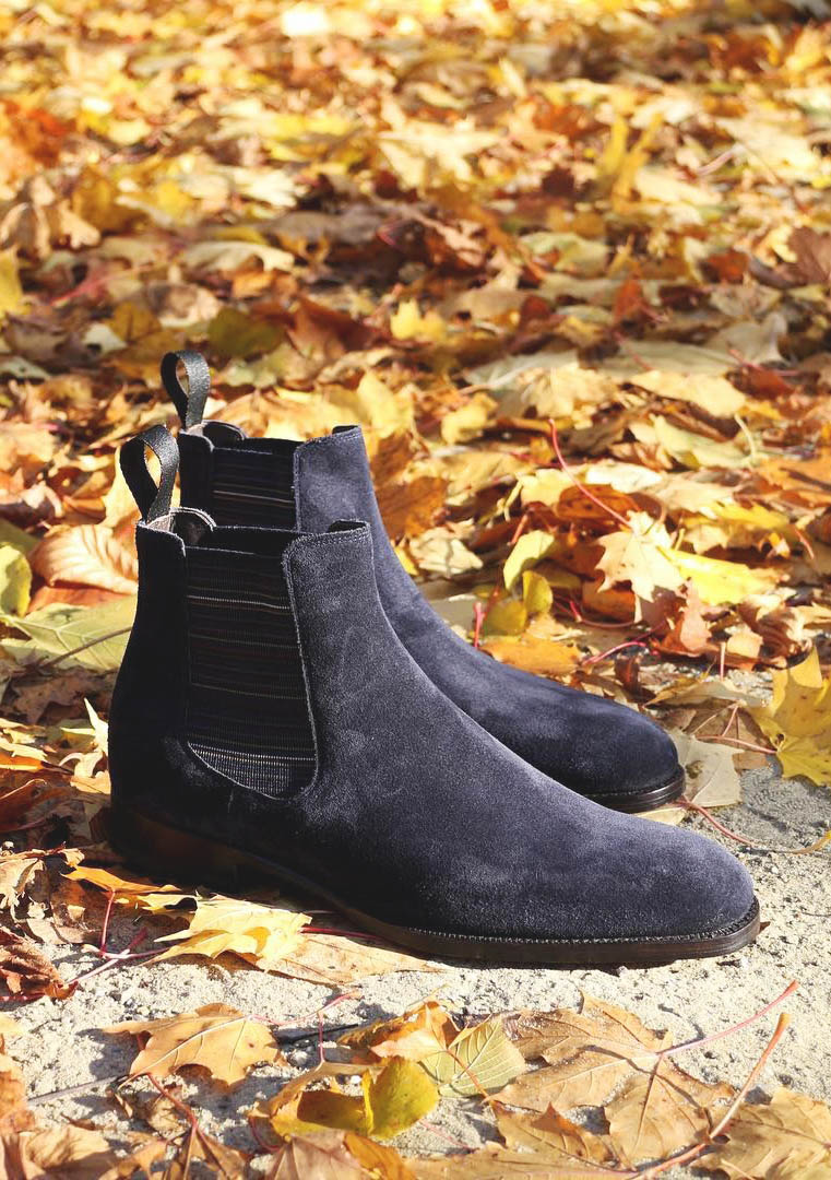 Suede chelsea #boot from #zonkeyboot