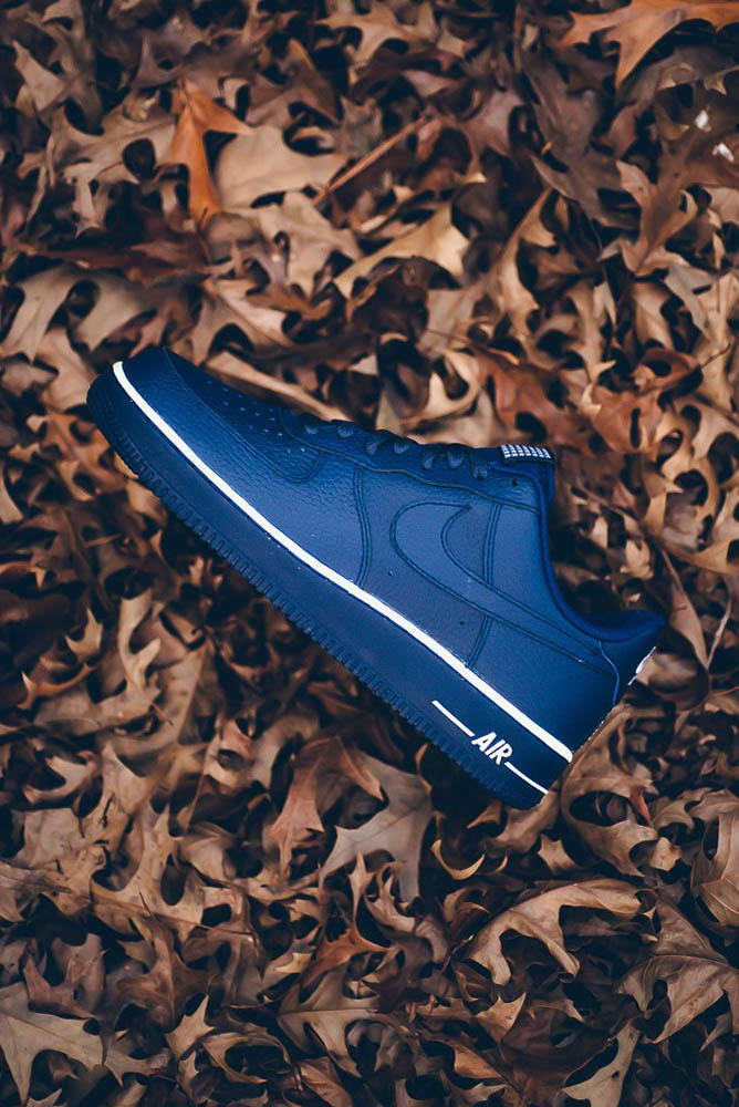 best website de334 1c10a ... Sneaker Politics NIKE Air Force 1 Loyal Blue ...