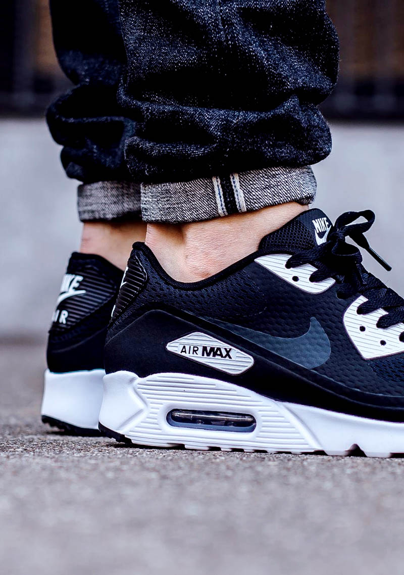 Air Max 90 Ultra Black