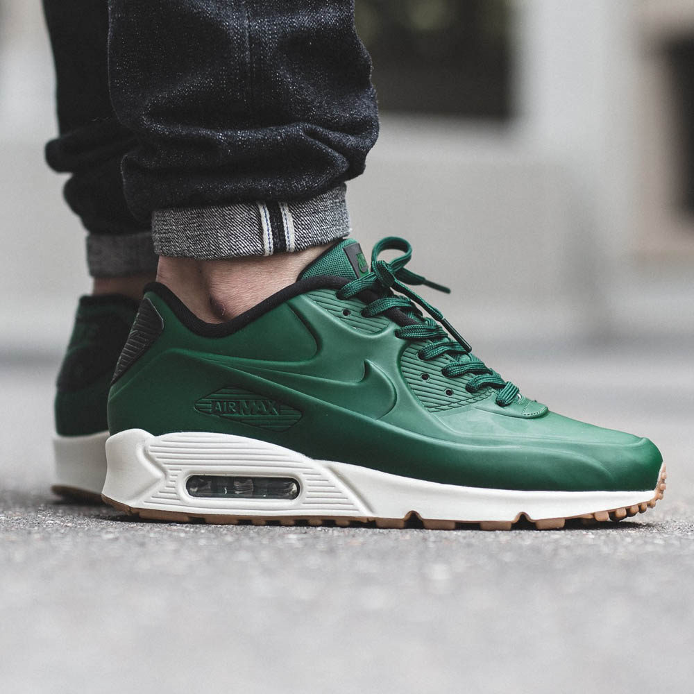 nike air max 1 vt qs gorge green pack gorge green-black paint