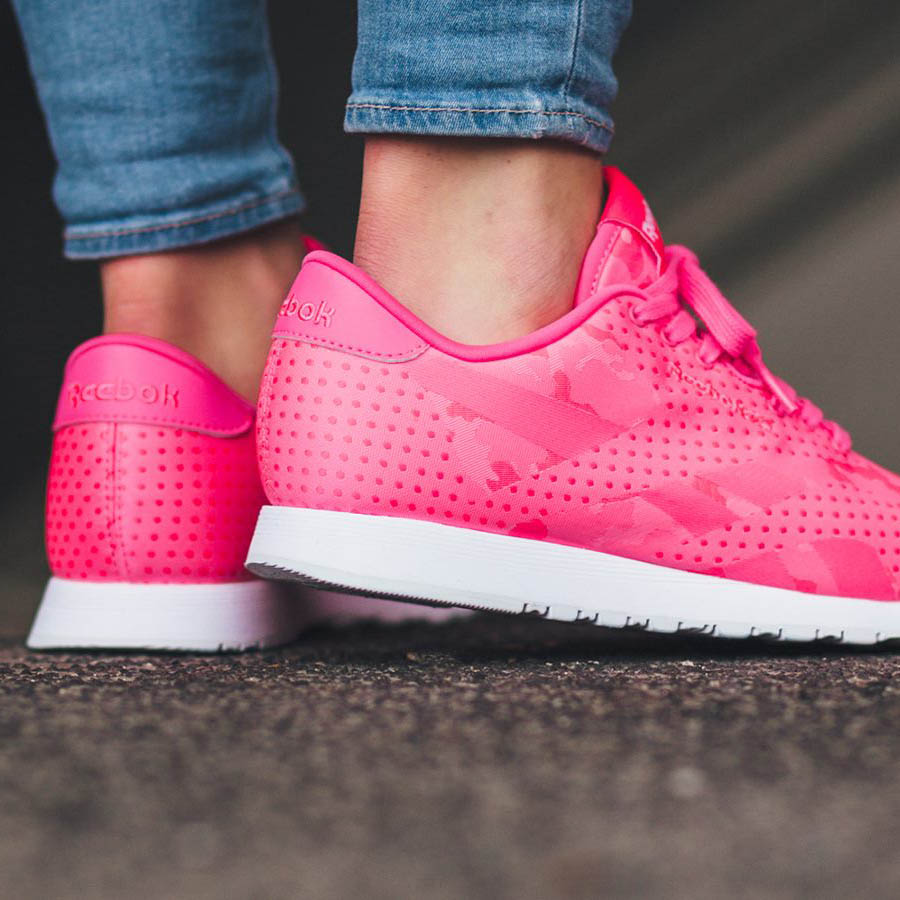 Solar Pink #jacquard #sneakerfashion