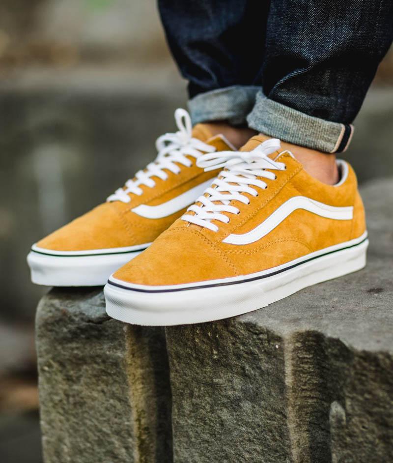 Spruce Yellow #vans #oldskool