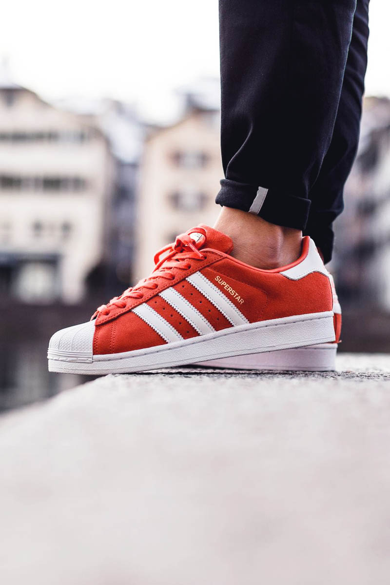 adidas superstar suede