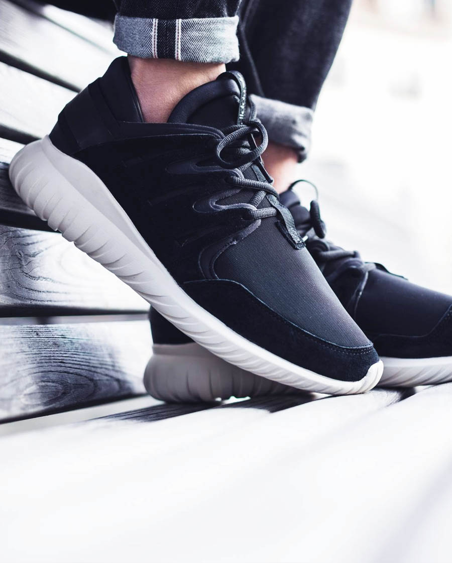 Adidas Tubular Doom Pack Glow in the Dark Blue White