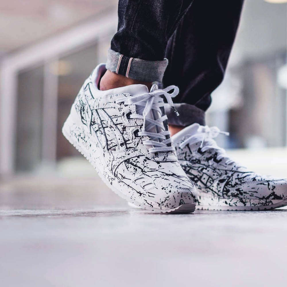 Asics Gel Lyte Iii Marble Pack New Pics Soletopia