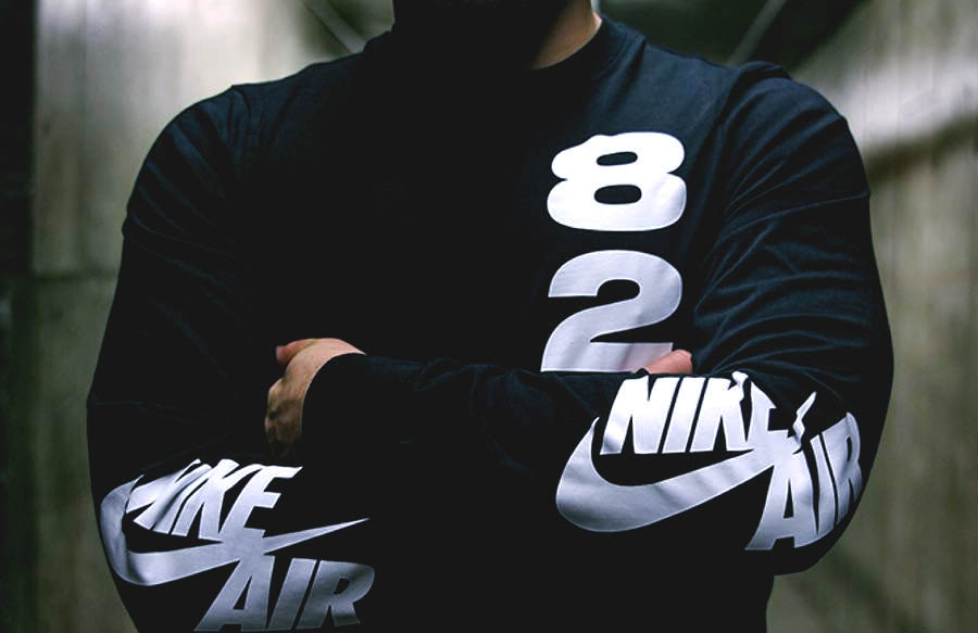 NIKE Air Pivot V3 Shirt #modern #legend