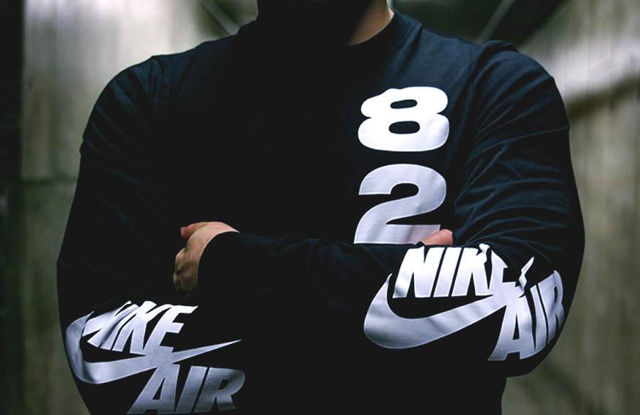 NIKE Air Pivot V3 Shirt #modern #legend