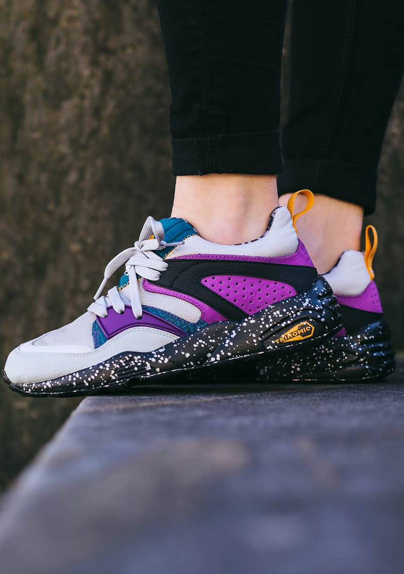 ALIFE × PUMA Blaze of Glory Violet 39398c88143ce