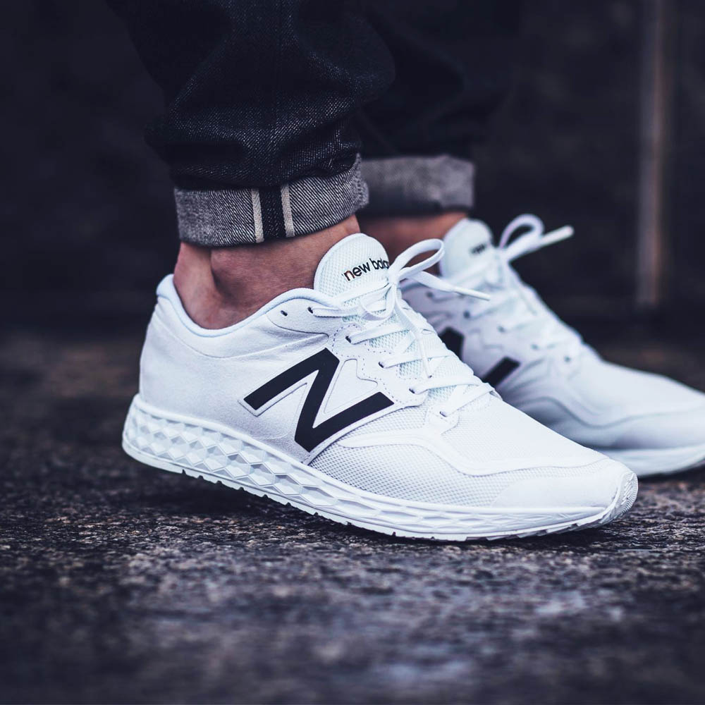 db16c4a51d251 NEW BALANCE Fresh Foam Zante ML1980 WB × BW | SOLETOPIA
