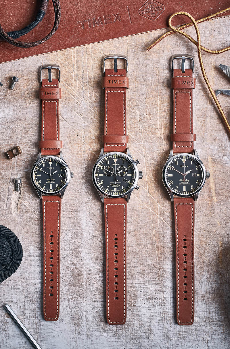TIMEX × RED WING