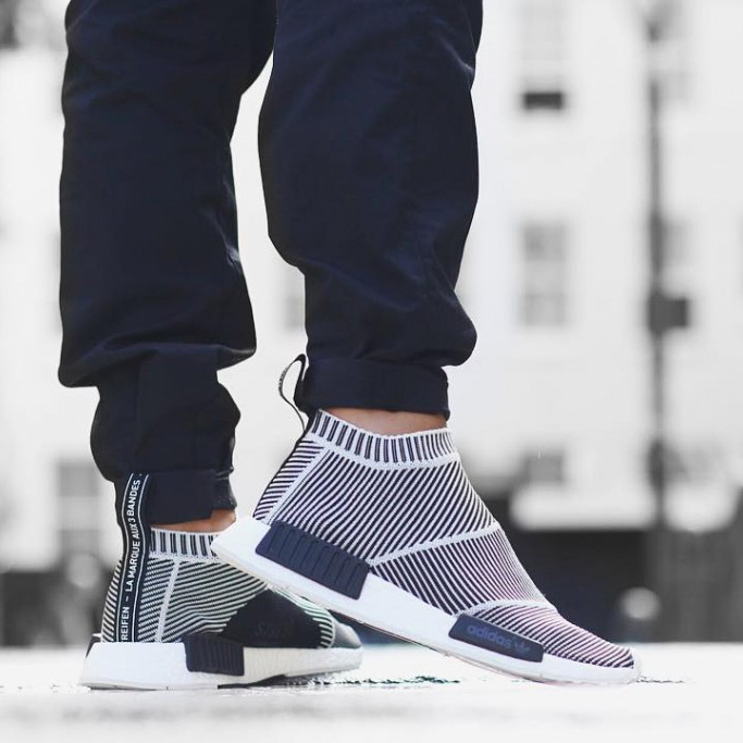 best website 2ceb1 fb0cf ADIDAS NMD City Sock High Fashion Sneaker | SOLETOPIA