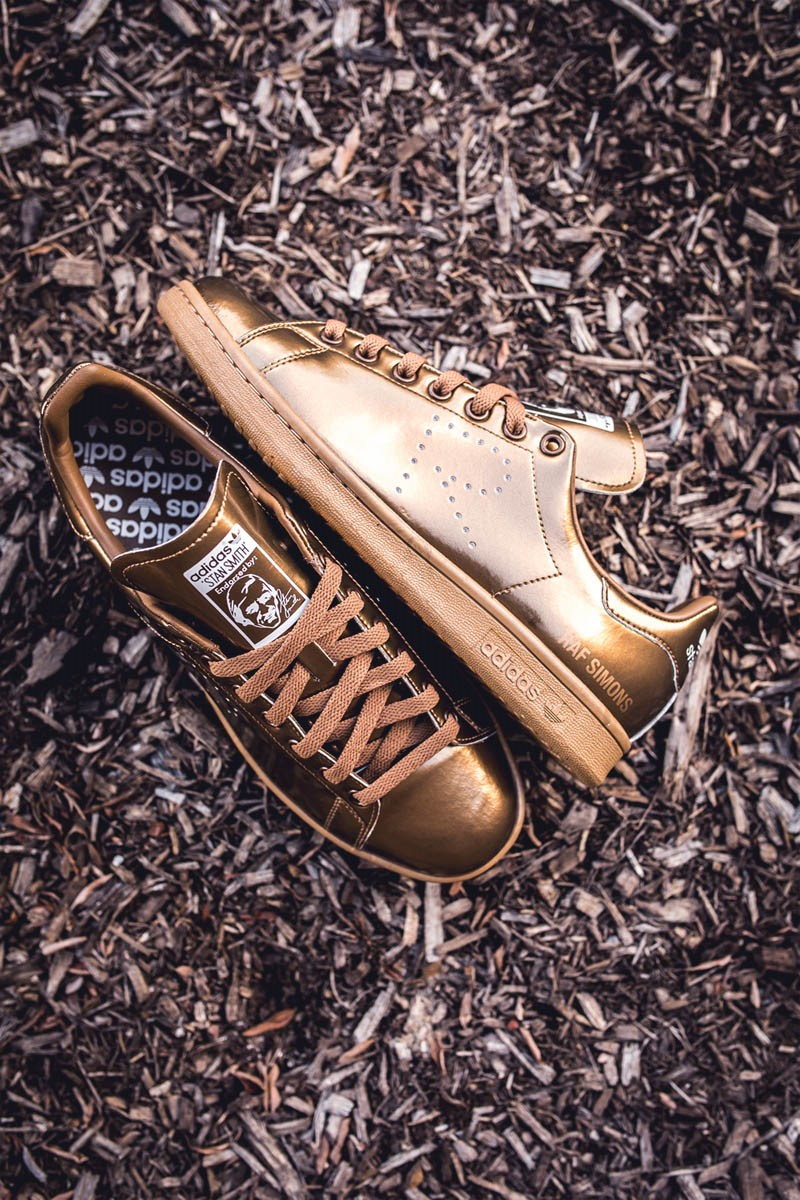 ADIDAS × RAF SIMONS Stan Smith Copper