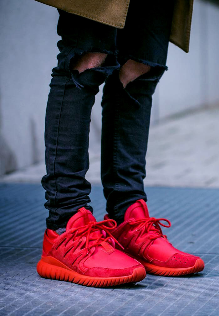 Adidas Originals Tubular Nova 'Red' Yeezys Sale The Nine Barrels