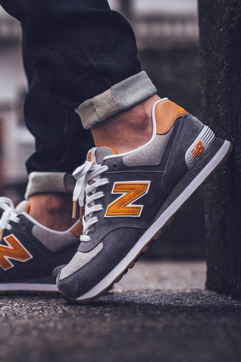 new balance 574 castle rock