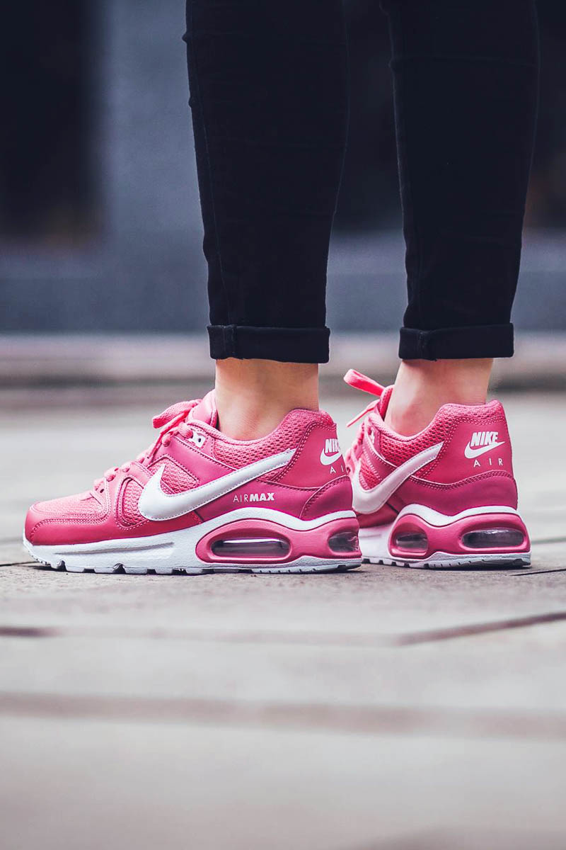 nike air max command dynamic pink soletopia. Black Bedroom Furniture Sets. Home Design Ideas