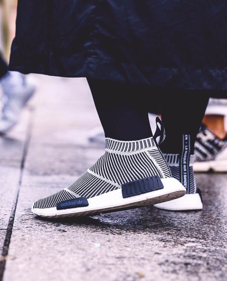 ADIDAS NMD City Sock #fashion #snap