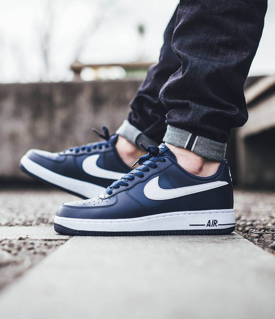 Nike Air Force 1 Low Midnight Navy