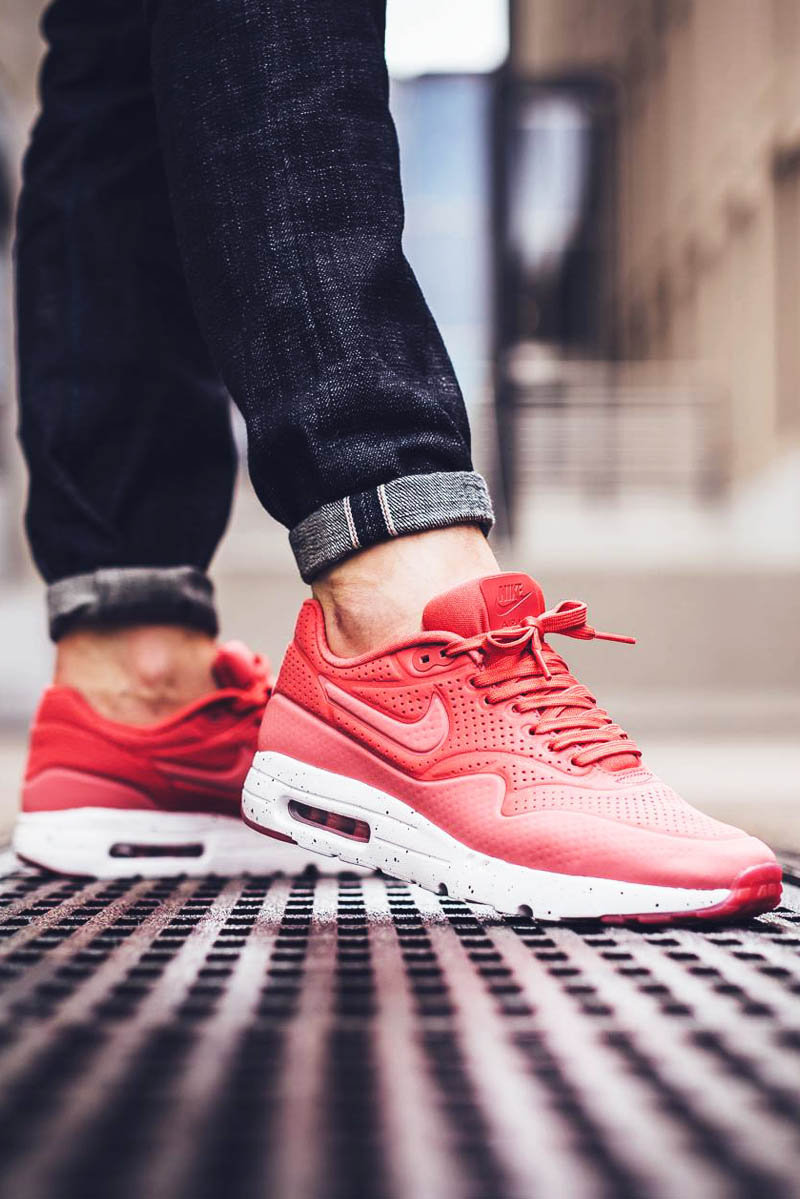 Air Max 1 Ultra Moire Terra Red