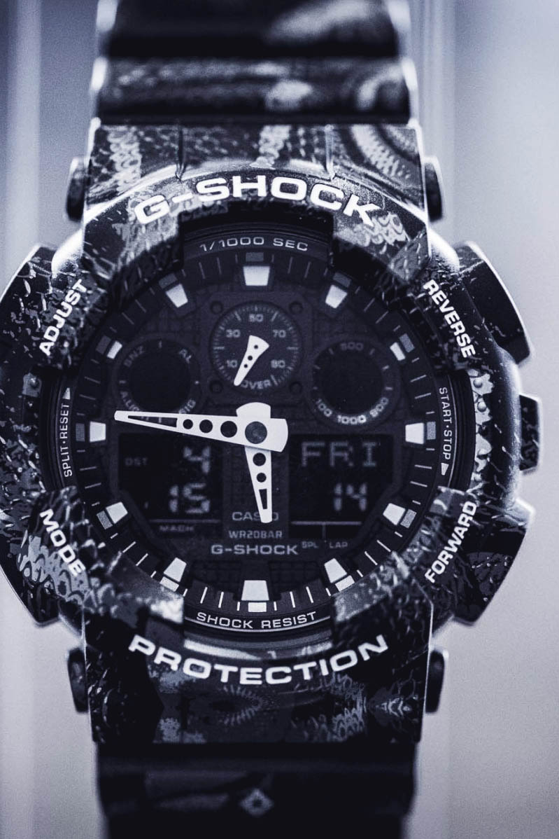 MARCELO BURLON × G-Shock #watch #style #gshock