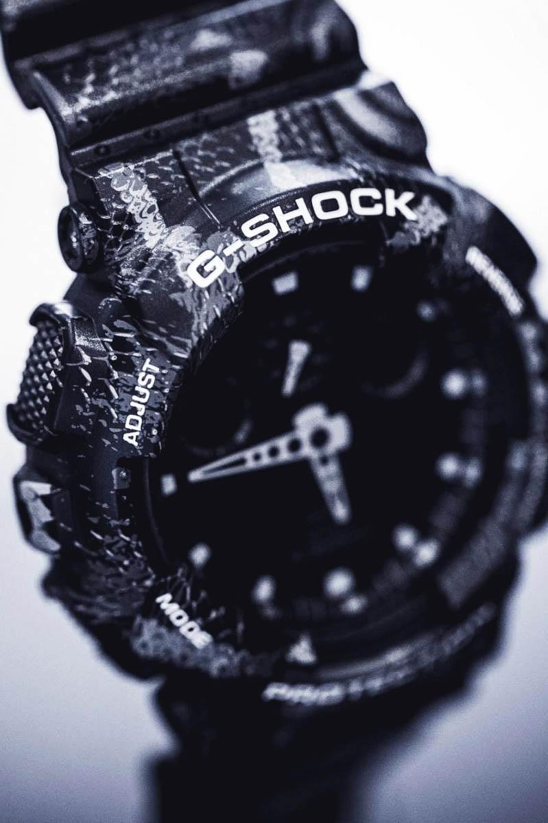 MARCELO BURLON × G-Shock #watch #style #gshock