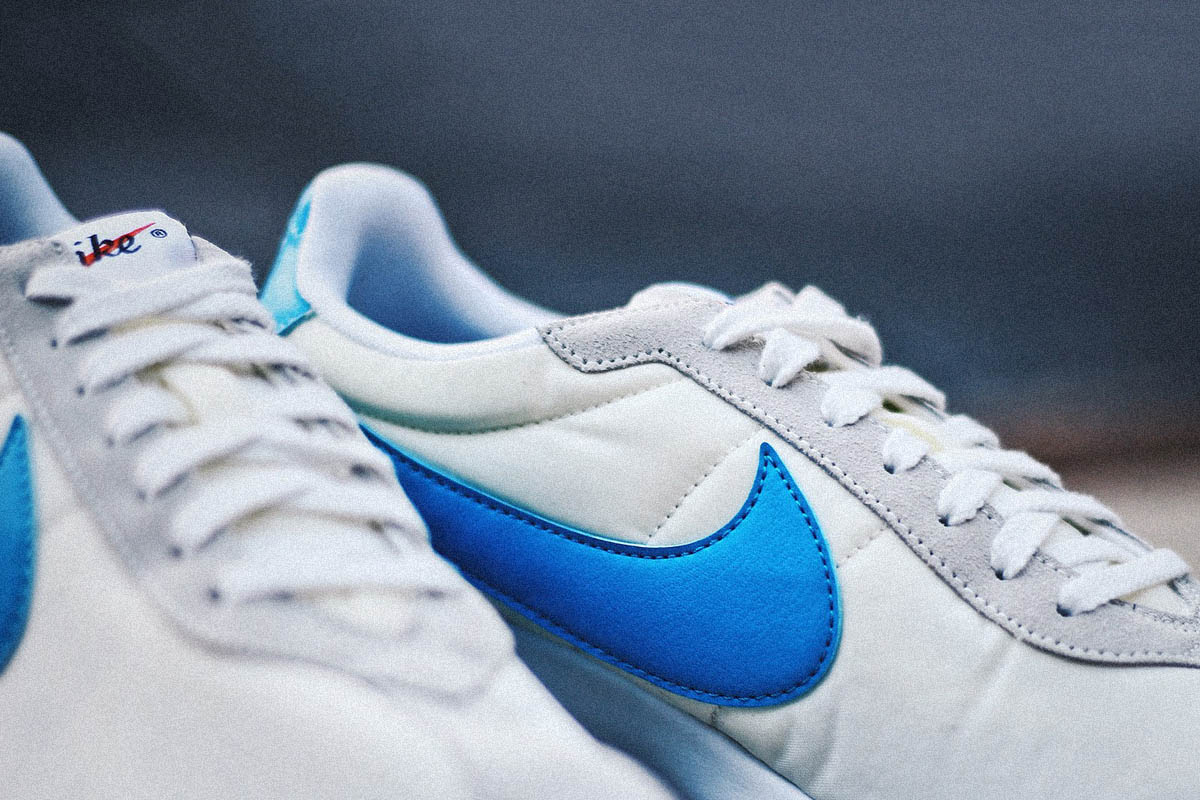 NIKE Roshe LD-1000 in a summer ready colorway...
