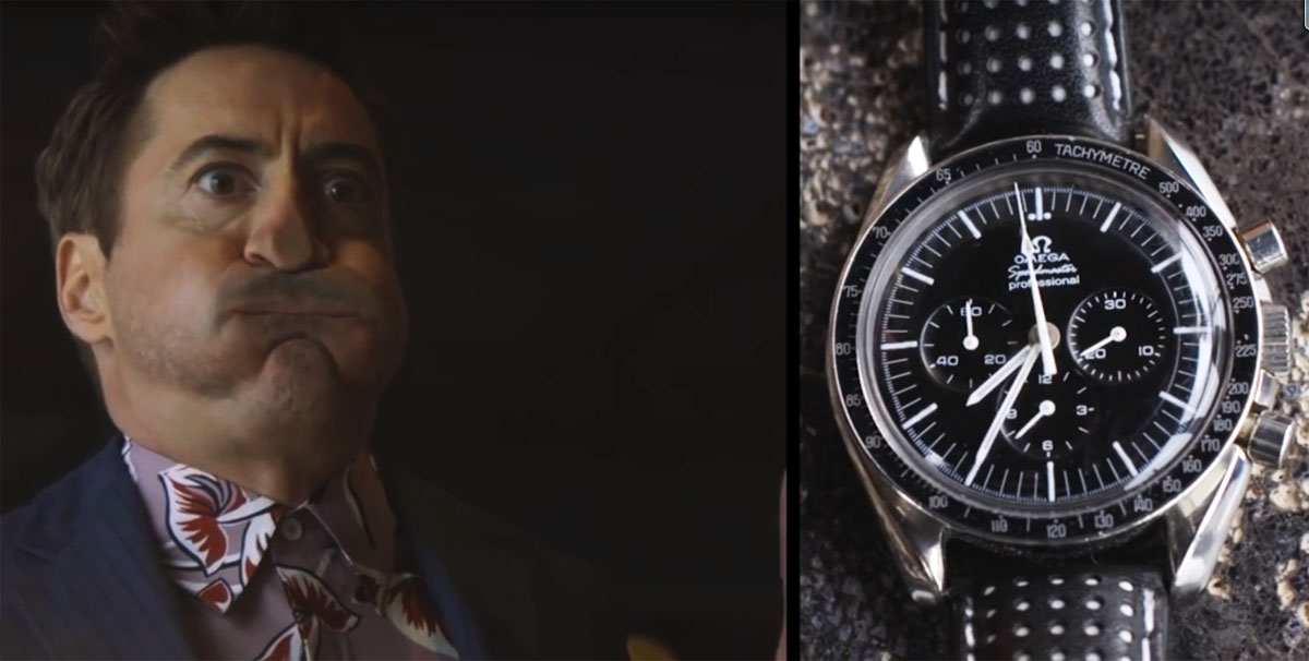 Robert Downey Jr's Watch Collection