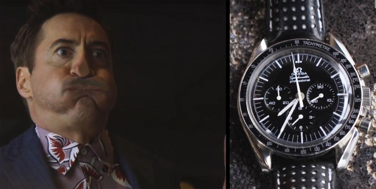 Robert Downey Jr's Watch Collection