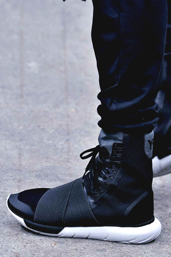 684f7830cdb61 Y-3   chill  streetwear. The ADIDAS Y-3 Qasa Boot Hi