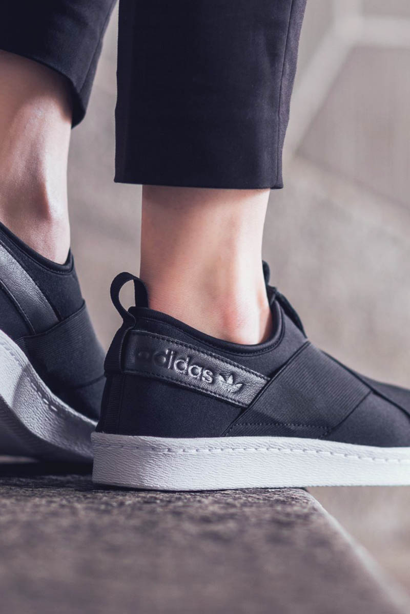 ADIDAS Shell Toe Superstar Slip On