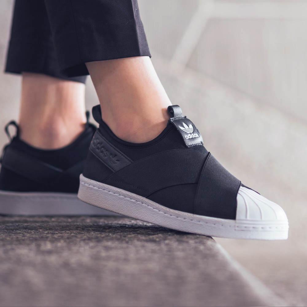 Adidas Shell Toe Superstar Slip On Soletopia