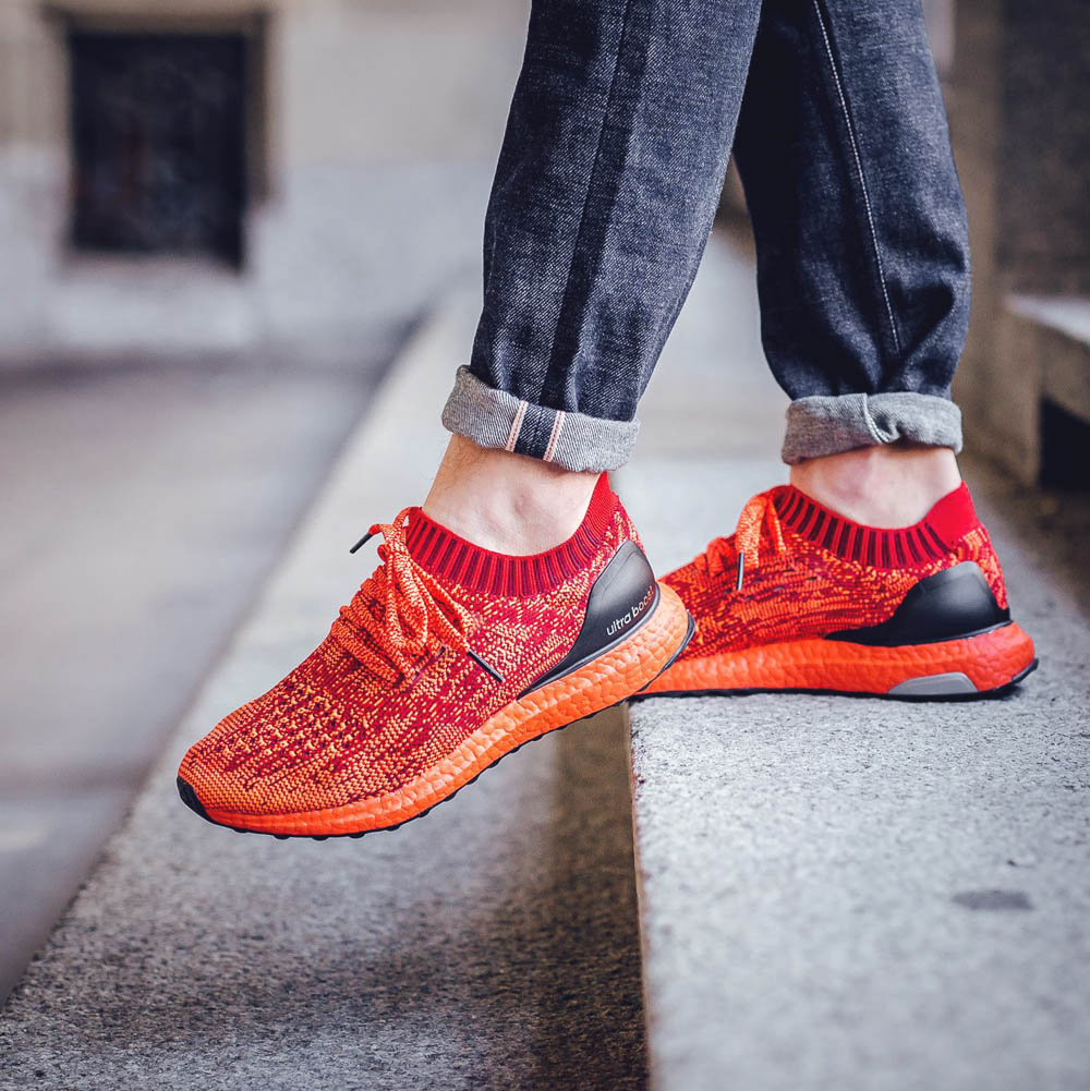 New eye-catching shots of the Adidas Ultraboost Uncaged