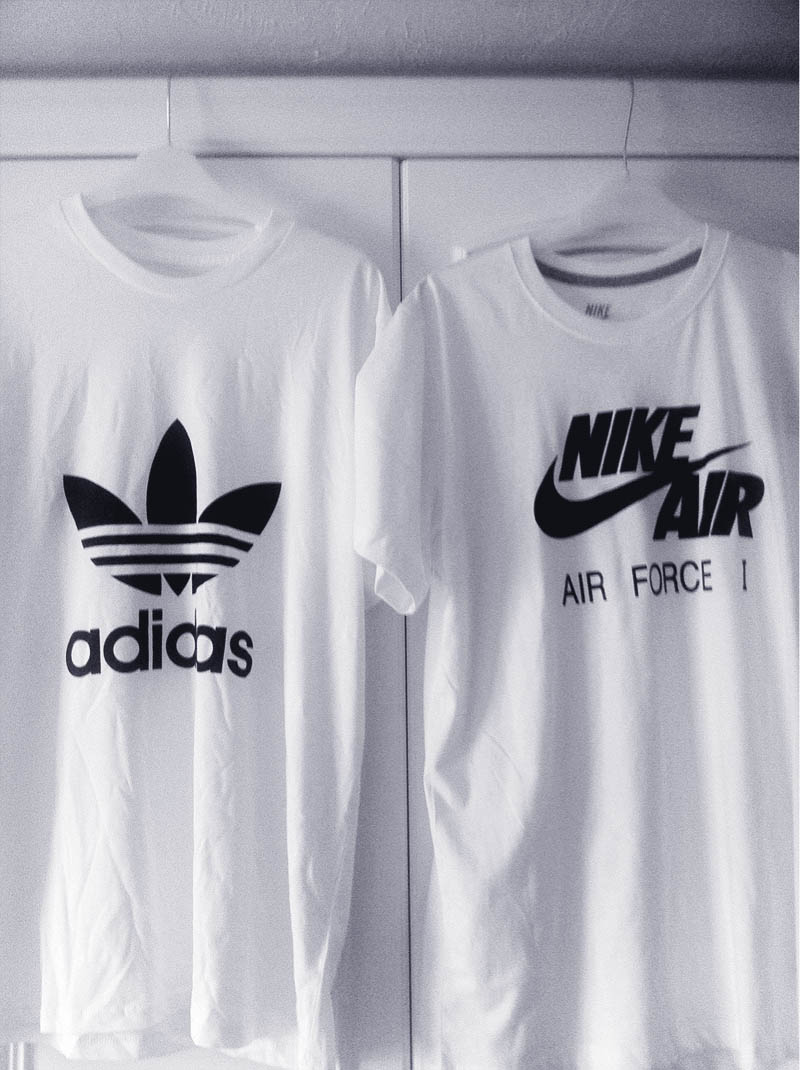 What's your pick? #adidasoriginals #nike