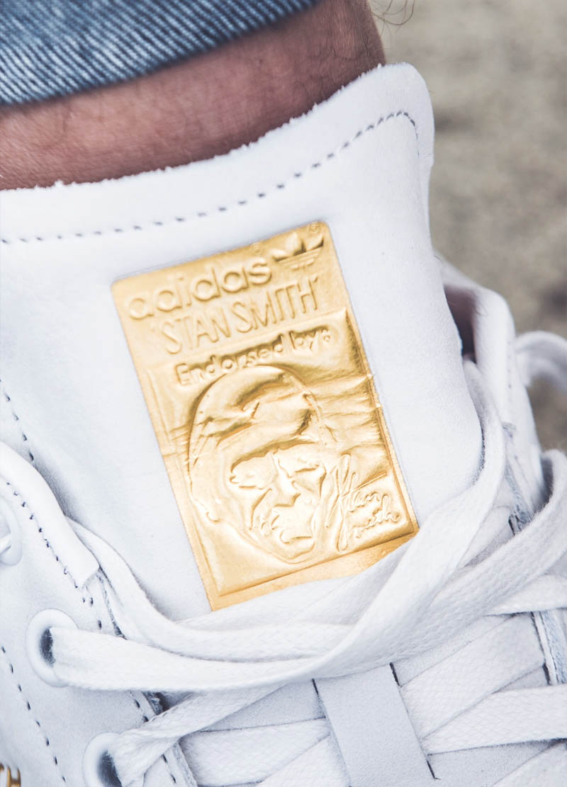 If you currently make $13.75/hr, this luxury pair of 24K gold sneakers can be yours by the end of the day