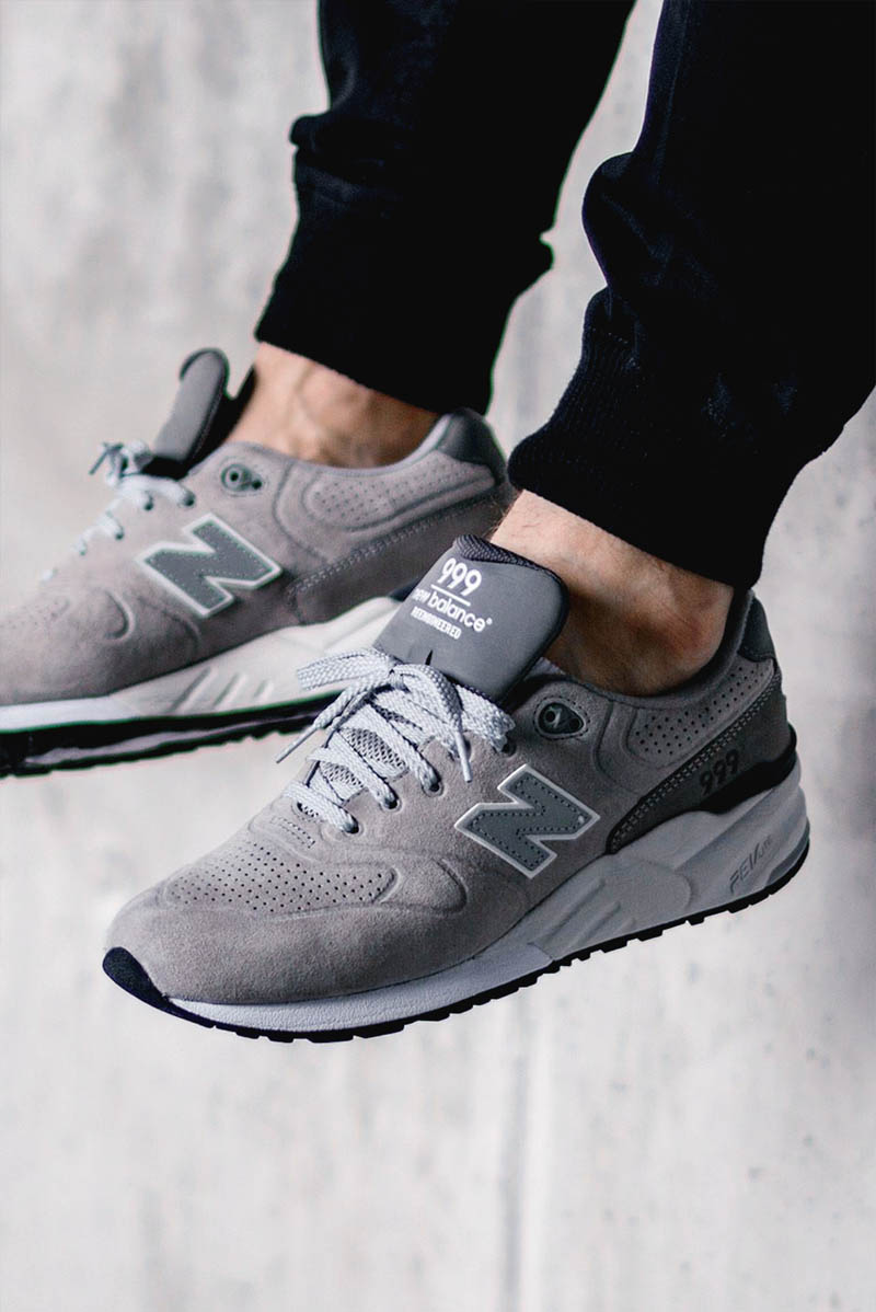 New Balance MRL999 improves classic silhouette with new futuristic design