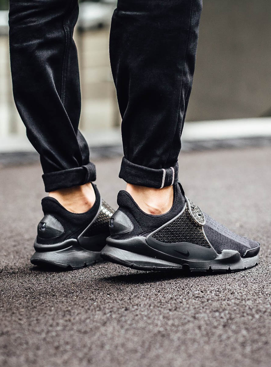 buy online 11c5d a3c5a Thanks to Nike Sock Dart's ingenious design, you'll never ...