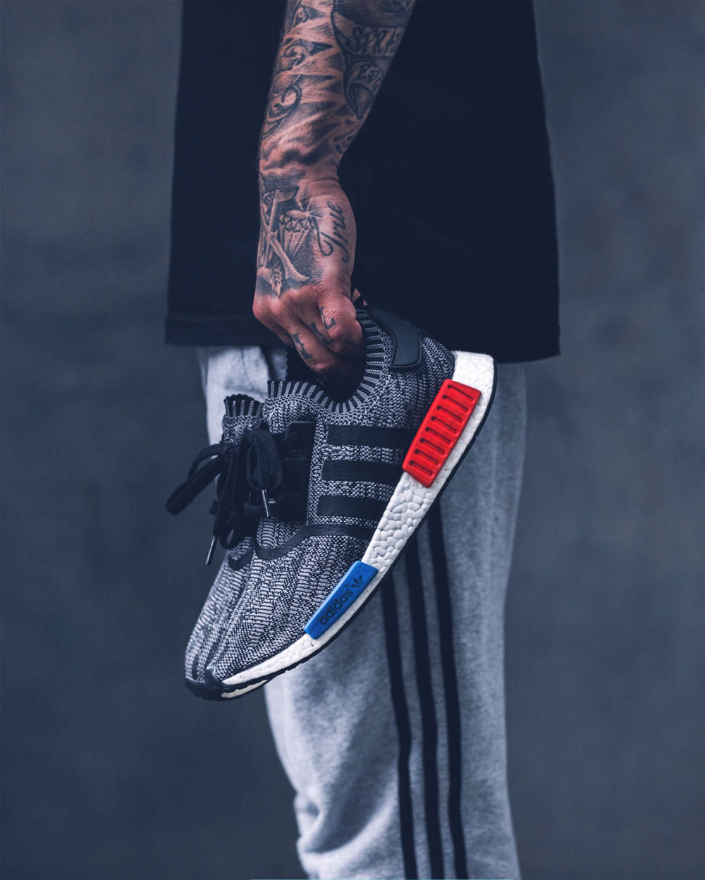 NMD & tattoos.