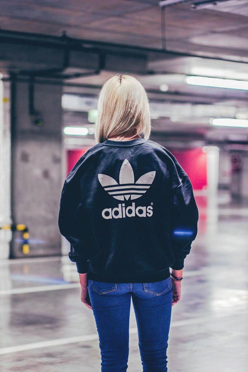 Retro Adidas Originals × Jeremy Scott jacket