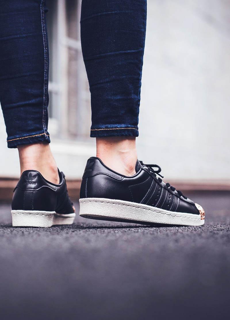 Adidas Superstar 80s Women's Copper Shell Toe