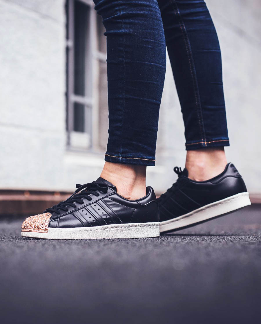Adidas Superstar 80s Women's Copper Shell Toe