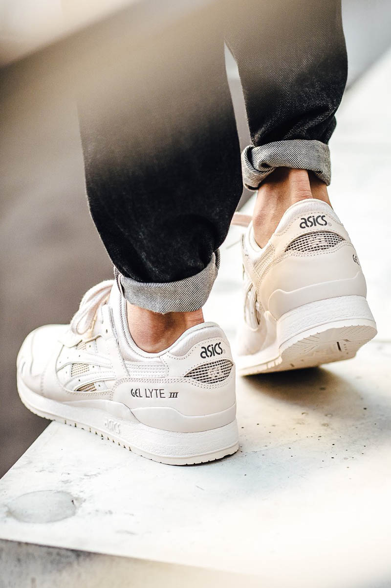 ASICS Gel Lyte III in 'Whisper Pink'