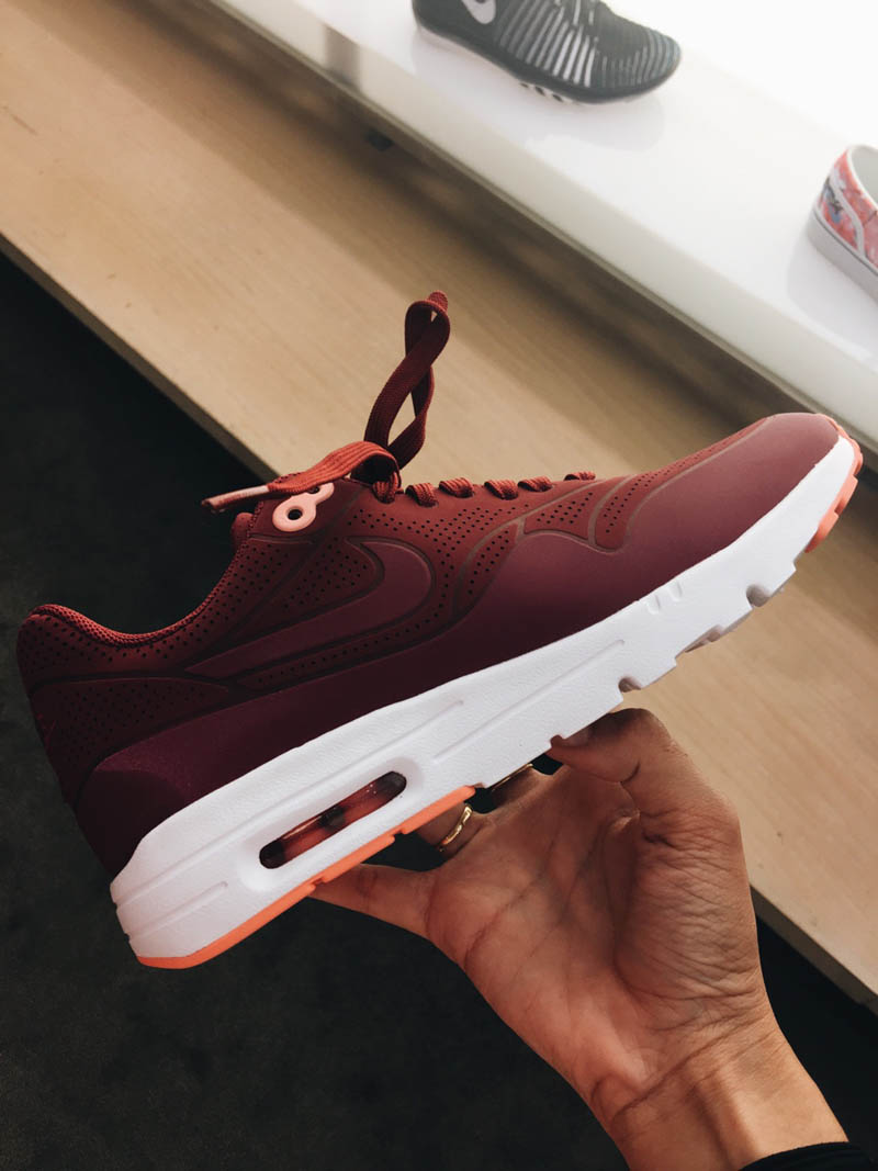 Nike Air Max 1 Ultra Moire with a6 preset