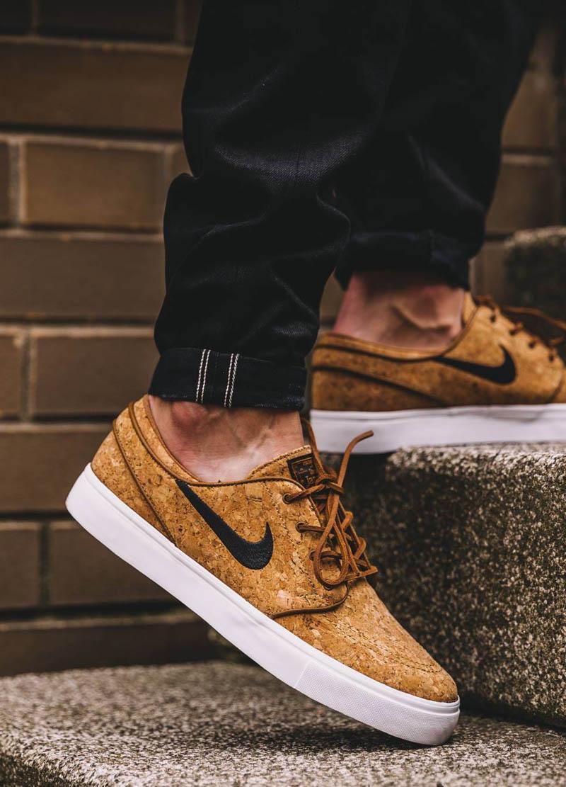 Nike Cork Shoes Janoski