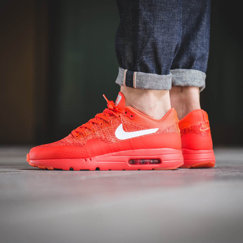 5b49fb8dcf6 You ll be the center of attention with the newest Air Max 1 Ultra Flyknit