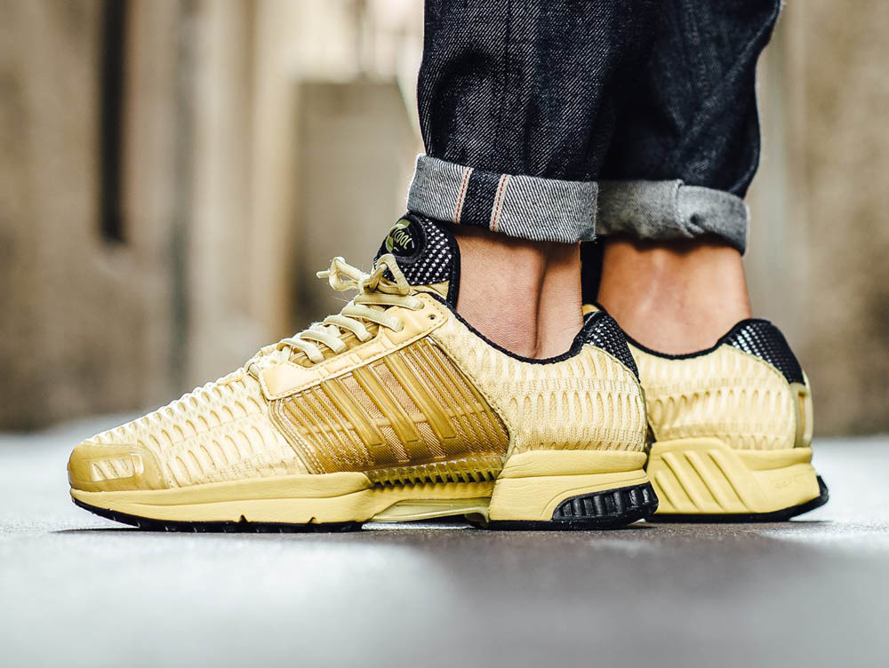 adidas climacool gold