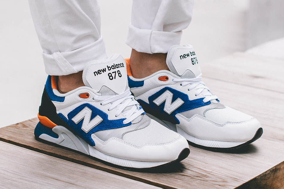 New Balance 878's Big Tongue
