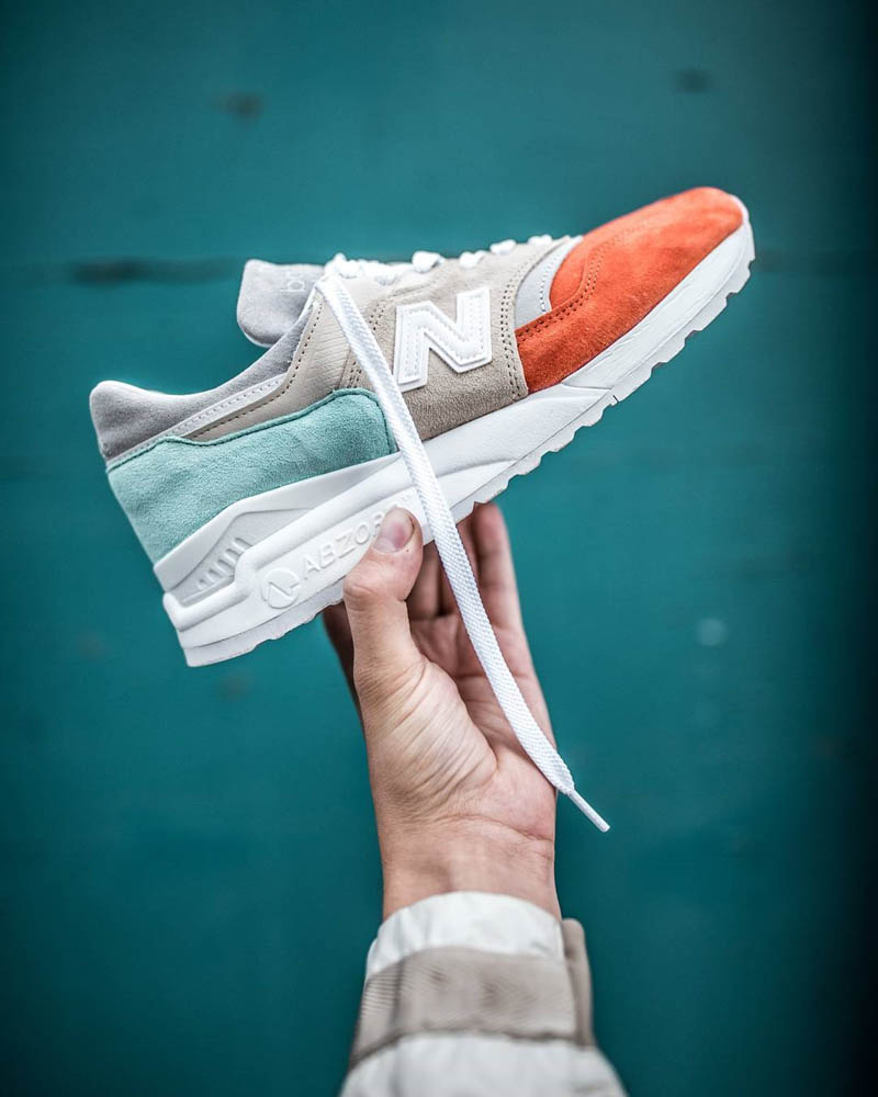 NEW BALANCE 997.5 x Ronnie Fieg