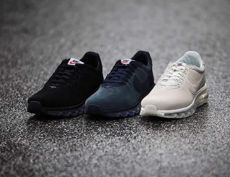 acheter en ligne 4dc50 2a785 NIKE Air Max LD-Zero Suede Is Better Than the Rest 3 Reasons ...