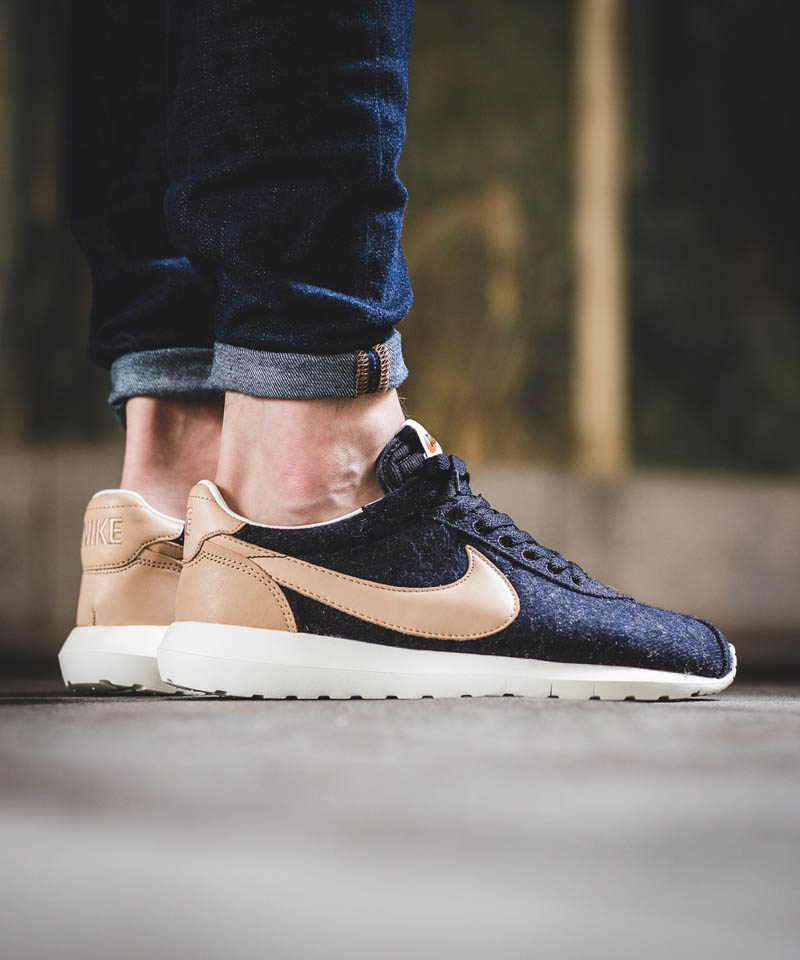chaussures de séparation fd015 8da02 NEW Roshe LD-100 Comes in Tweed | SOLETOPIA